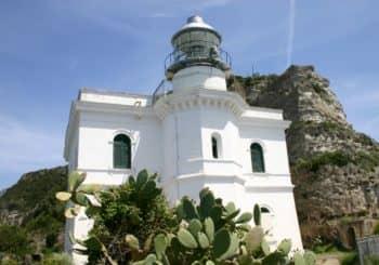 Il Faro di Punta Imperatore parla tedesco